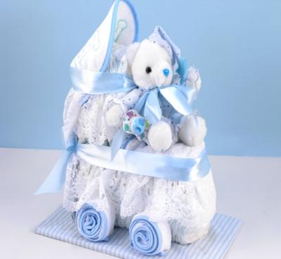 Diaper-carriage(blue)