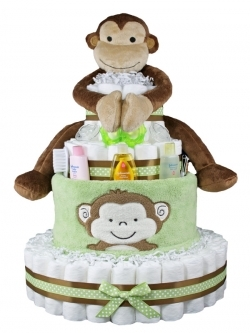 Dc_lime-brown-monkey-diaper-cake