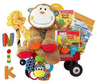 Baby Einstein Monkey Maddness Baby Gift