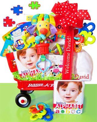 Baby Einstein Playtime Wagon Baby Gift